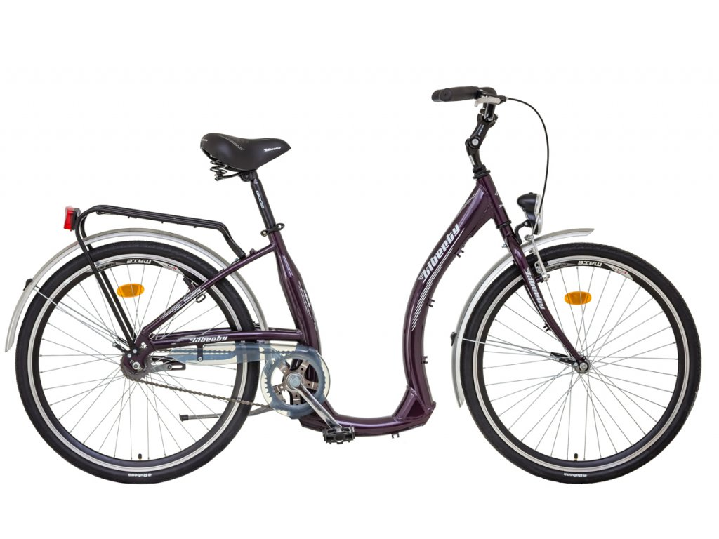 Liberty mestský bicykel COMFY AL 1spd
