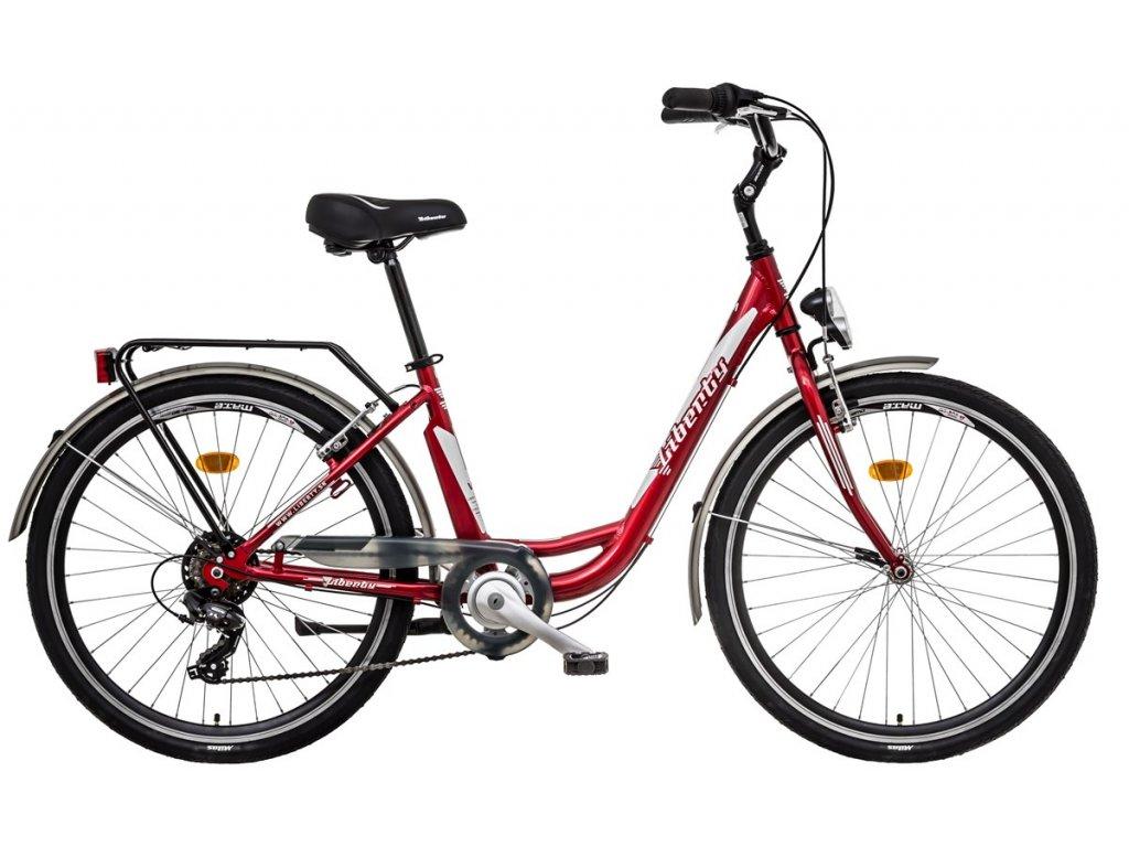 Liberty mestský bicykel VIA 6spd