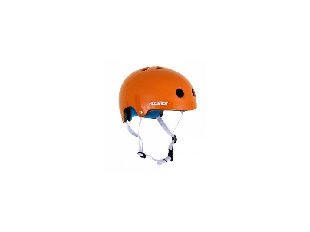 ALK13 Helium Helmet Orange-S/M
