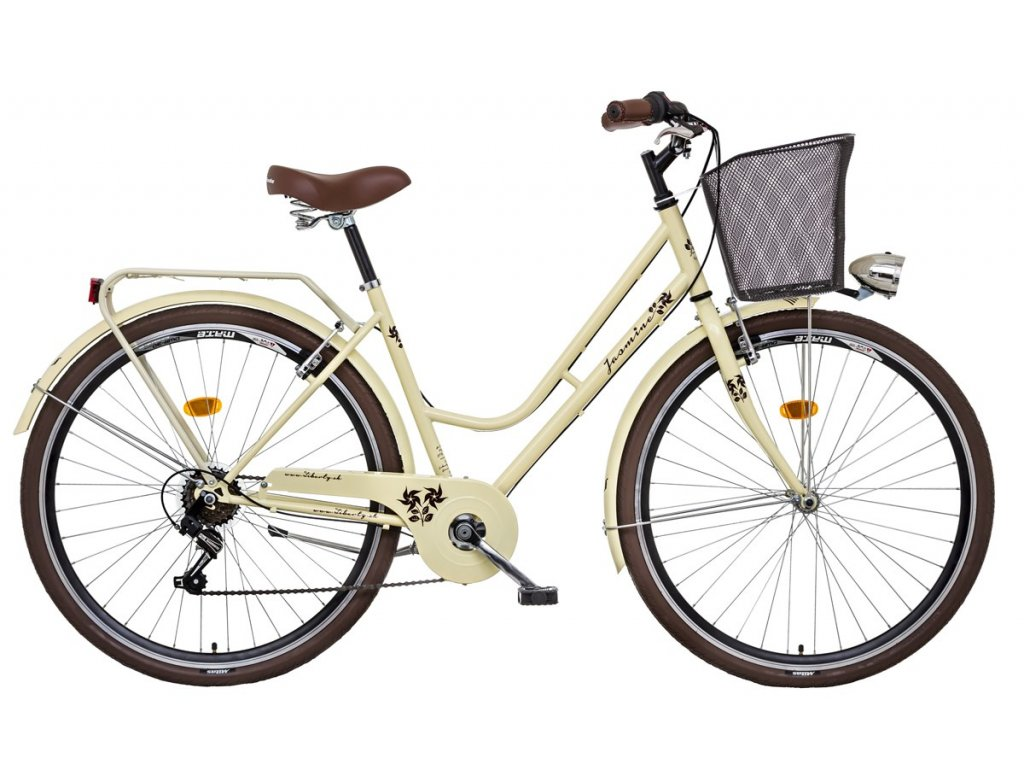 Liberty mestský bicykel JASMINE 6 spd
