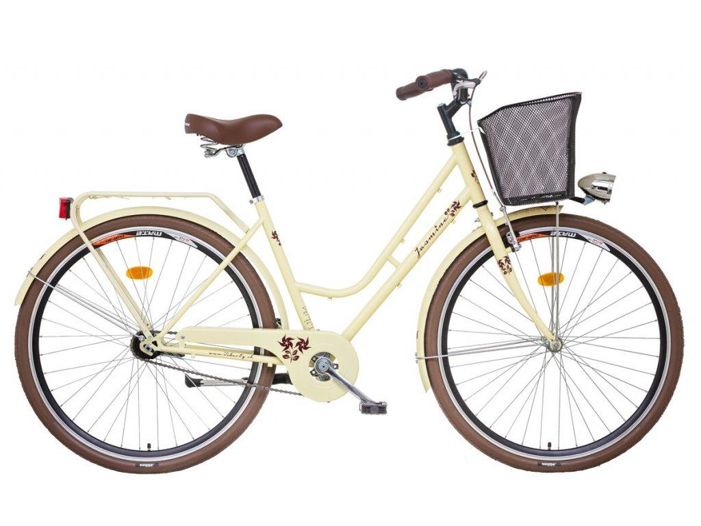 Liberty mestský bicykel JASMINE 1spd