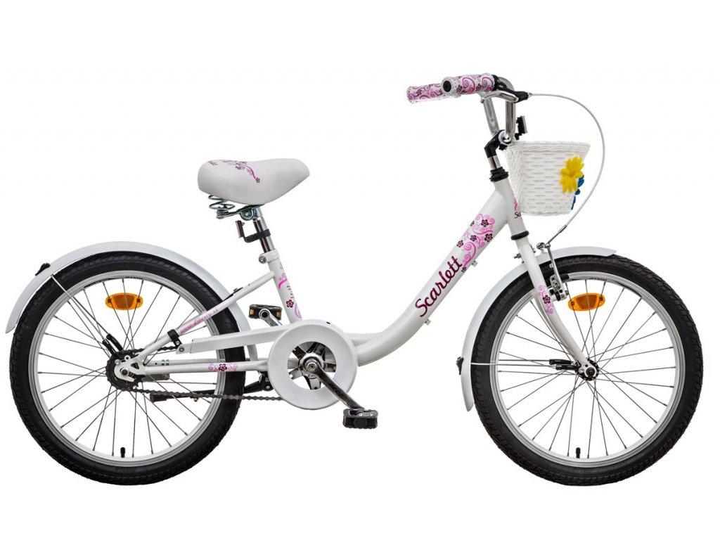 "Liberty detský bicykel SCARLETT 20"" 1spd"