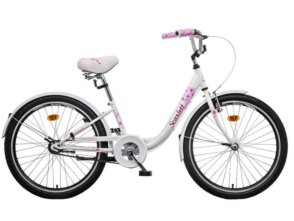 "Liberty detský bicykel SCARLETT 24"" 1spd"