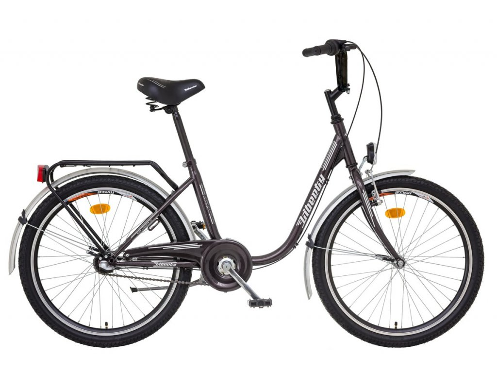 "Liberty mestský bicykel CLASSIC 24"" 3spd"