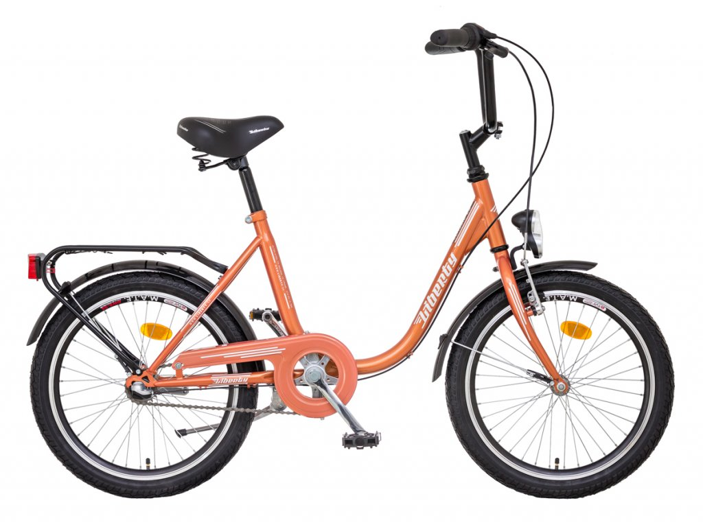"Liberty mestský bicykel CLASSIC 20"" 3spd"