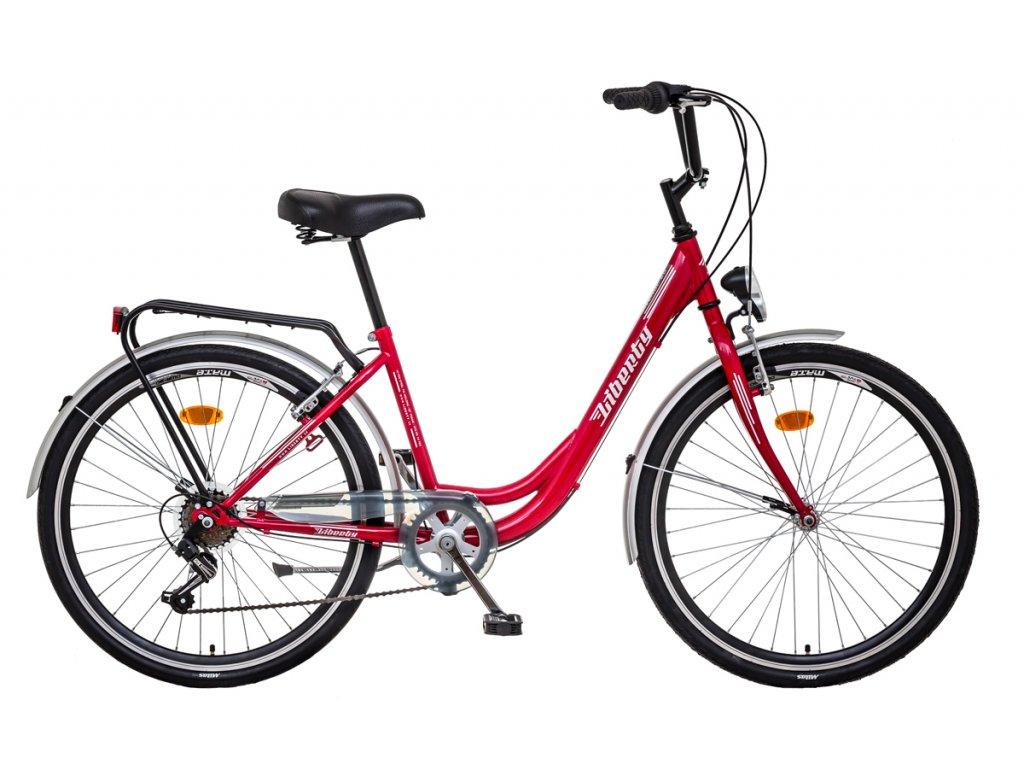 "Liberty mestský bicykel AVENUE 26"" 6 SPD"