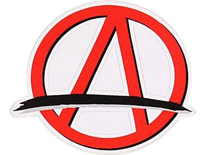 apex logo scooter sticker
