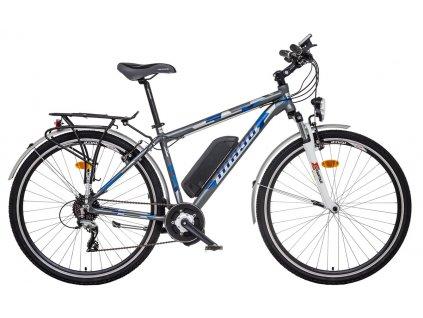 Mayo trekingový elektrobicykel e-XR TOUR TREK BB