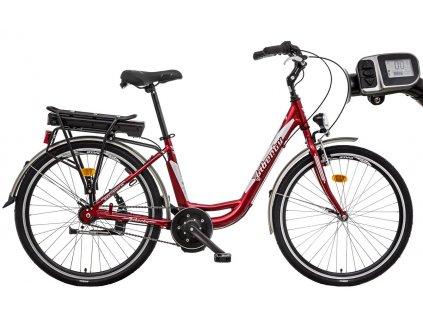 Liberty mestský elektrobicykel e - VIA BB 7spd NEXUS