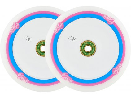 urbanartt original 120mm pro scooter wheels 2 pack w