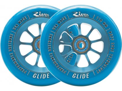 vyrp11 1482river naturals glide pro scooter wheels 2 pack 9f