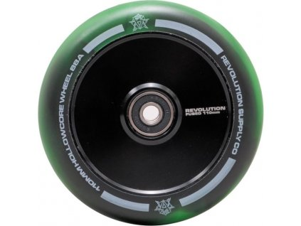 Koliesko Revolution Hollowcore 110 Fused Green