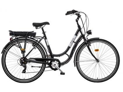 Liberty mestský elektrobicykel e - PARIS 6spd zadný motor