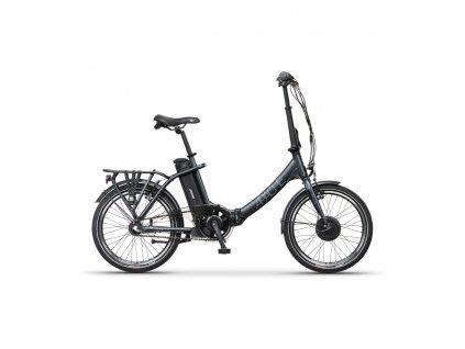"Elektrobicykel městské Apache Tocho Nexus dark gray - 2021, 16"""