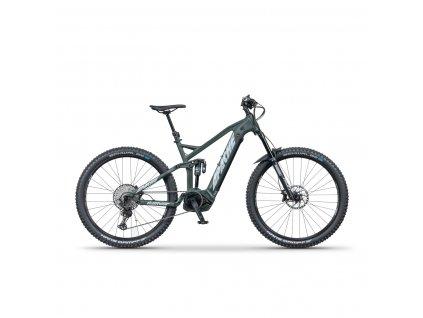 "Elektrobicykel MTB 29"" Apache Quruk Bosch CX 625 army green, 20"""