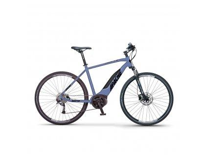 "Elektrobicykel krosový Apache Matto Bosch Performance blue, 22,5"""
