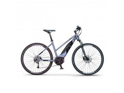 "Elektrobicykel krosový Apache Matta Bosch Active Plus blue, 18"""