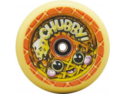 chubby melocore pro scooter wheel qs