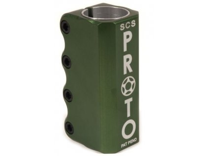 PROTO SCS Knuckle GREEN