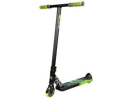 madd gear carve pro x 2020 scooter black green 1