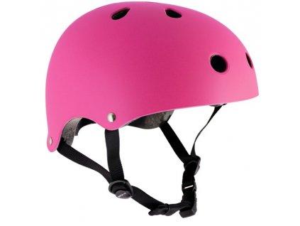 SFR Essentials Fluro Pink helmet S/M