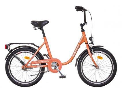 "Liberty mestský bicykel CLASSIC 20"" 1spd"