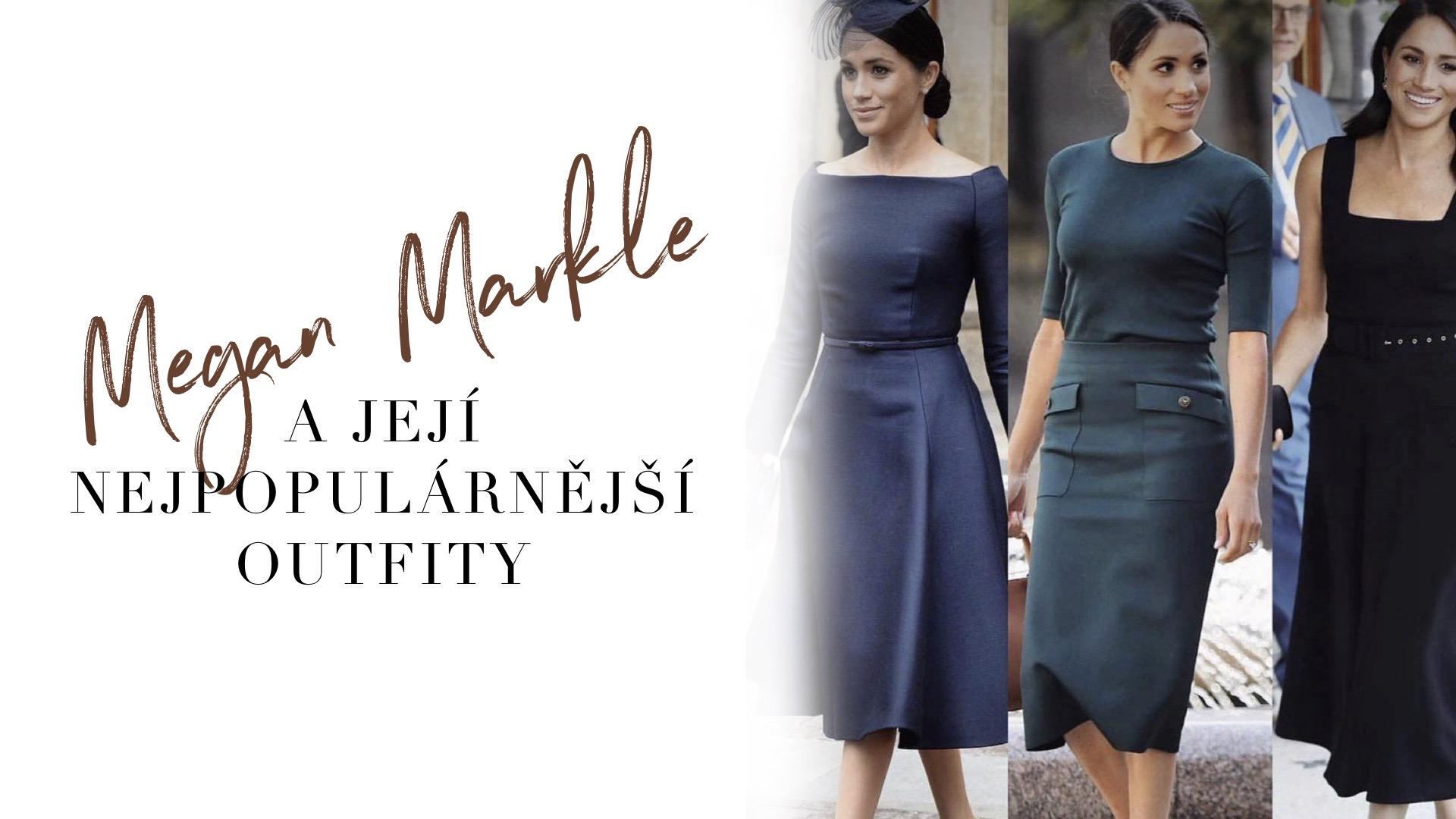 Ikona Meghan Markle oslavila 40. narozeniny. Podívejte se na její nejpopulárnější outfity