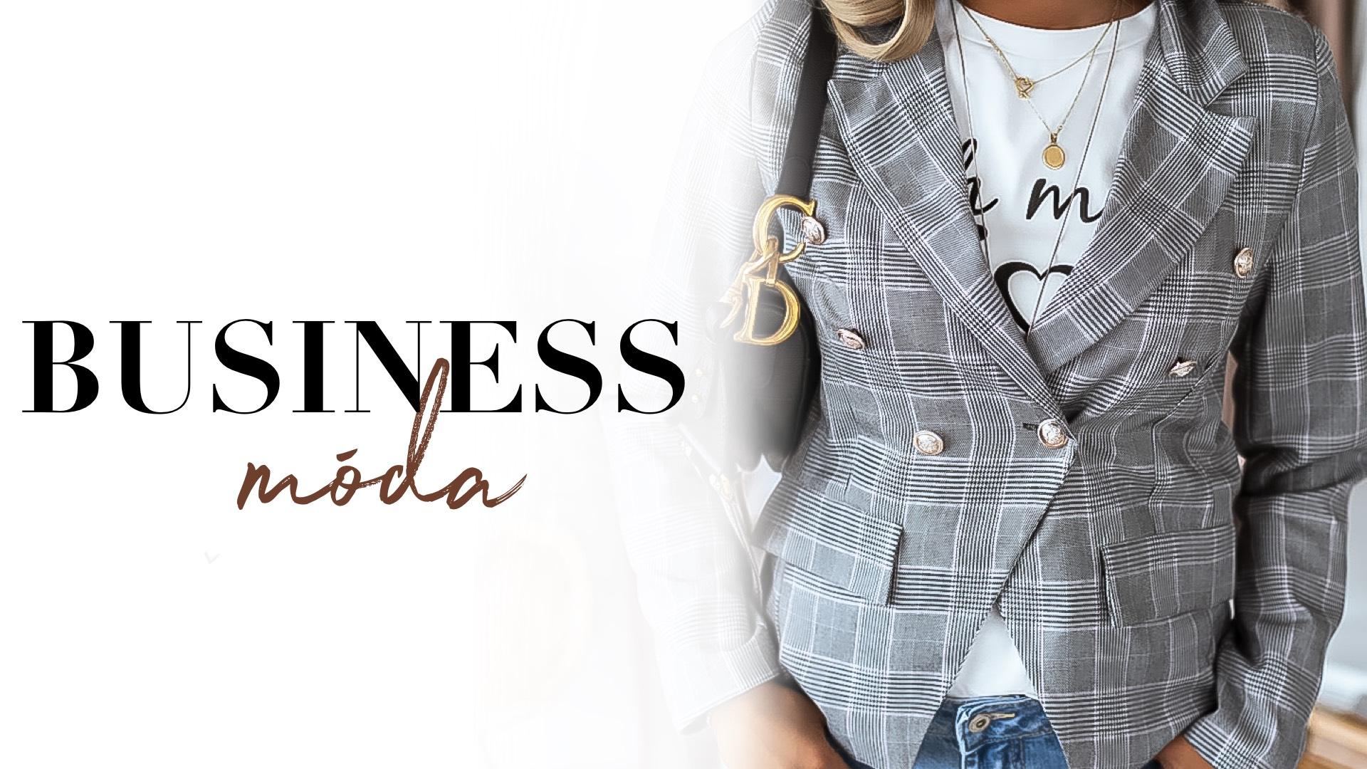 Business móda