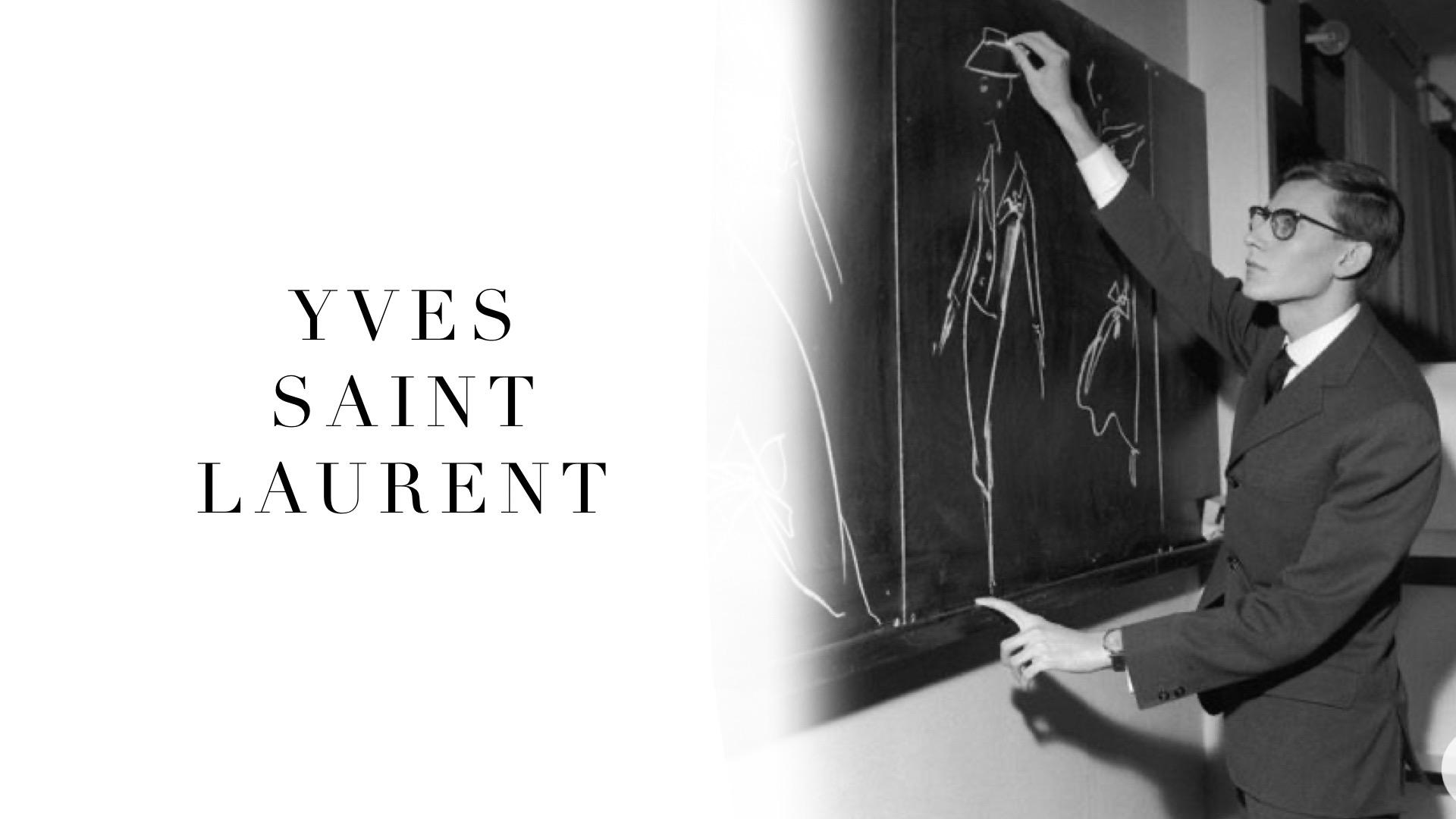 Yves Saint Laurent, génius s křehkou duší, který navždy změnil svět módy