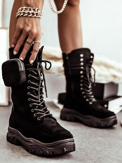 Boty Nalie/black