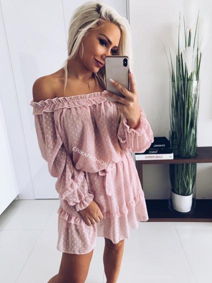 Šaty Dotky