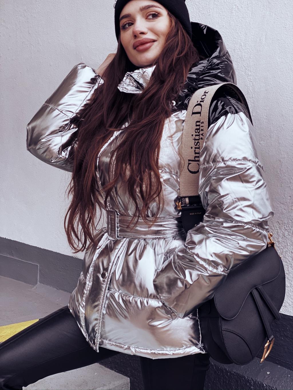Bunda Freezy/silver (Velikost S)