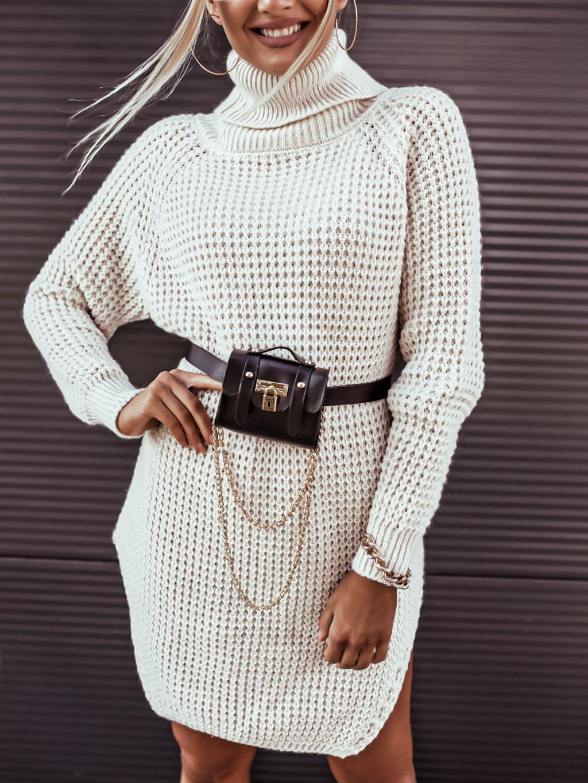 Šaty Whitney (Barva Tmavě šedá)