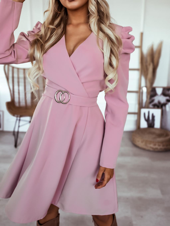 Šaty Complic (Barva Tyrkysová)
