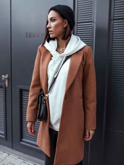Kabát Styled (Barva Starorůžová)