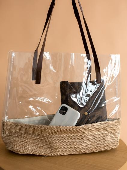 32511 1 transparentni kabelka invisible