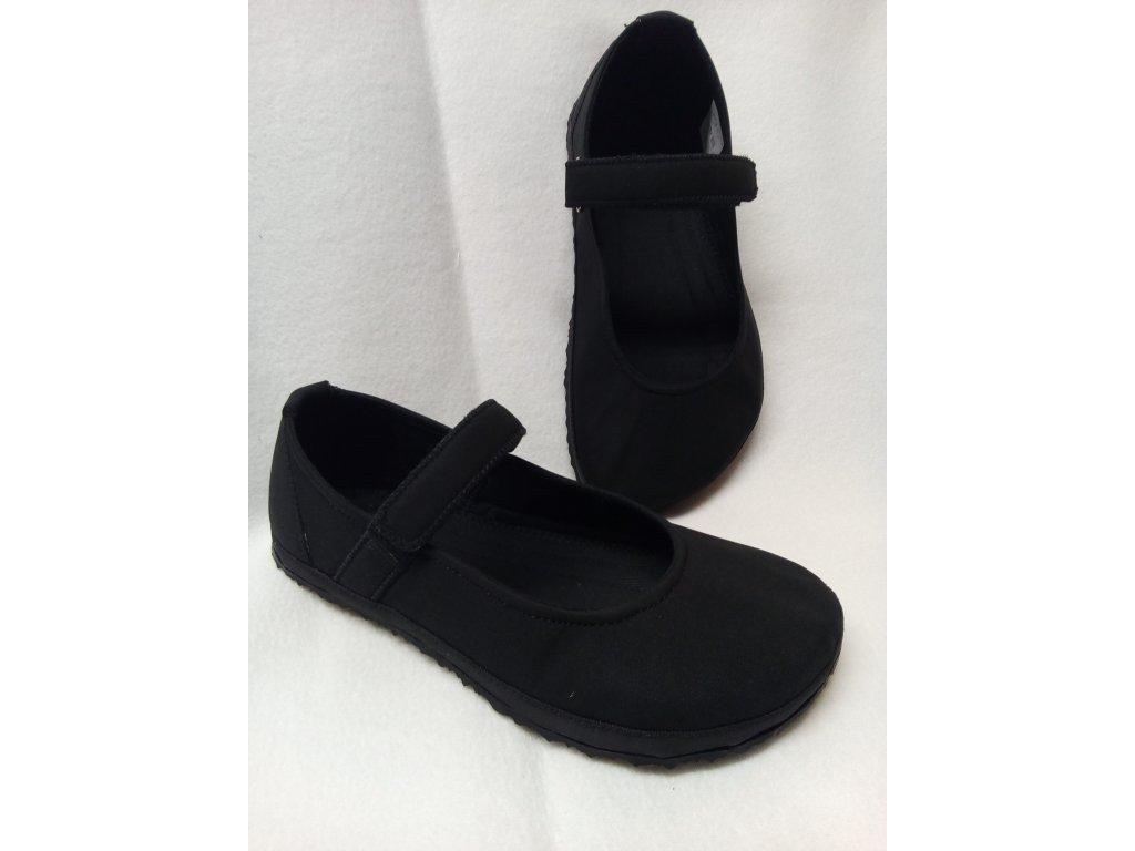 Barefoot balerinky s páskem