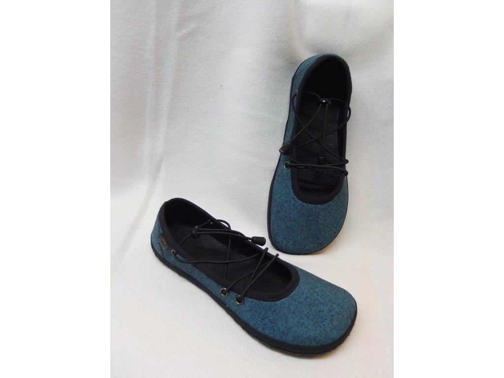 Barefoot balerinky