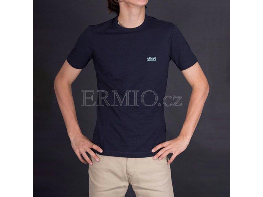 Značkové pánské triko Armani