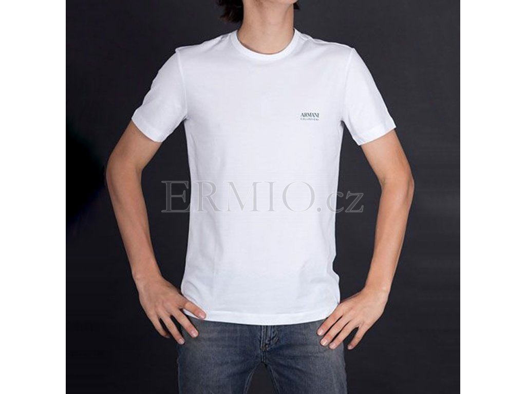 72fd81506 Luxusní Značkové pánské triko Armani v e-shopu * Ermio Fashion