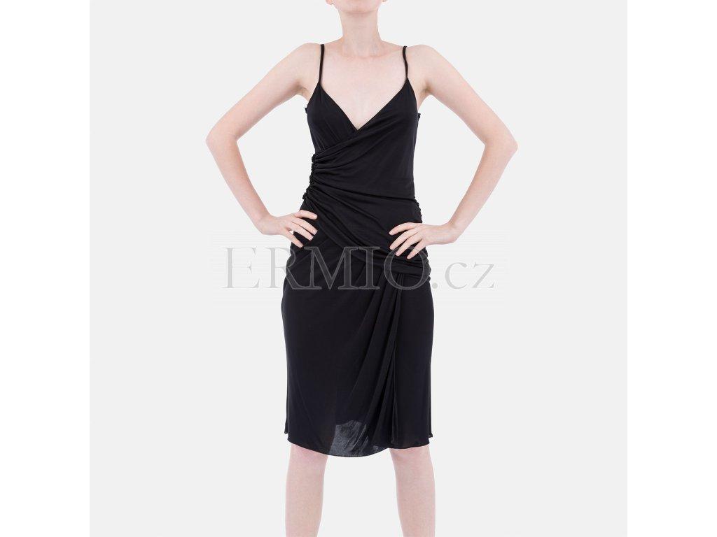 64b189646363 Luxusní Luxusní koktejlové šaty D G černé v e-shopu   Ermio Fashion