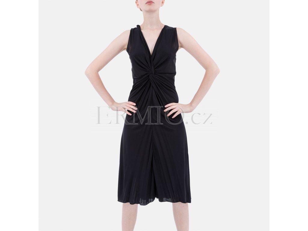 Luxusní plesové šaty D&G černé