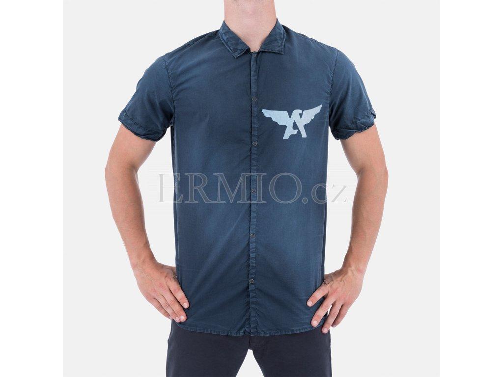 Značkové pánské košile Armani