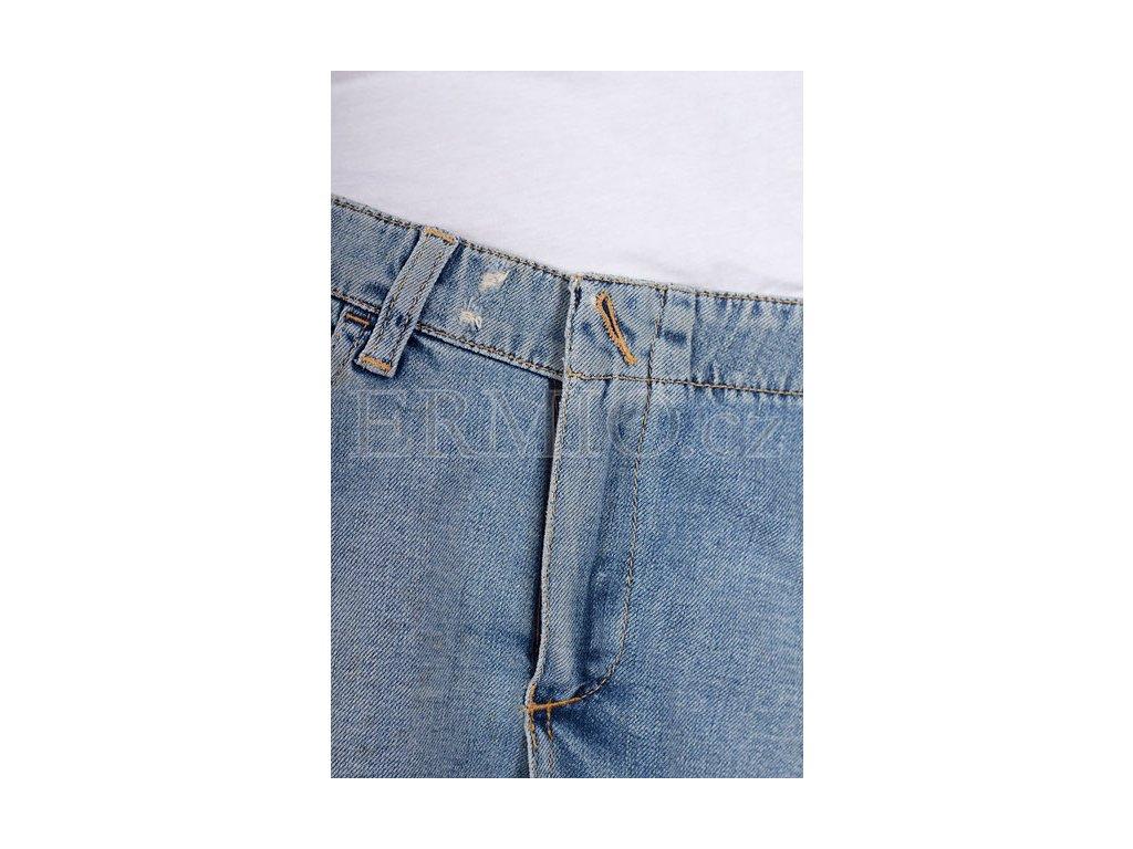 Luxusní Dámská riflová sukně Armani modrá v e-shopu   Ermio Fashion c1493aba51