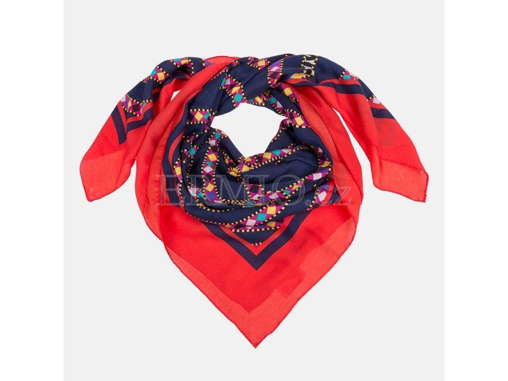 Elegantní dámský šátek Vivienne Weswood barevný