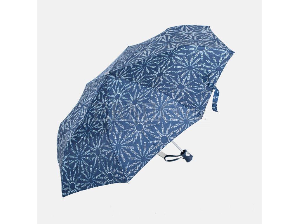 Deštník GF Ferré modrý