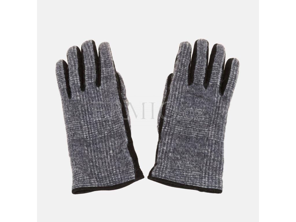 Zimní značkové rukavice D&G