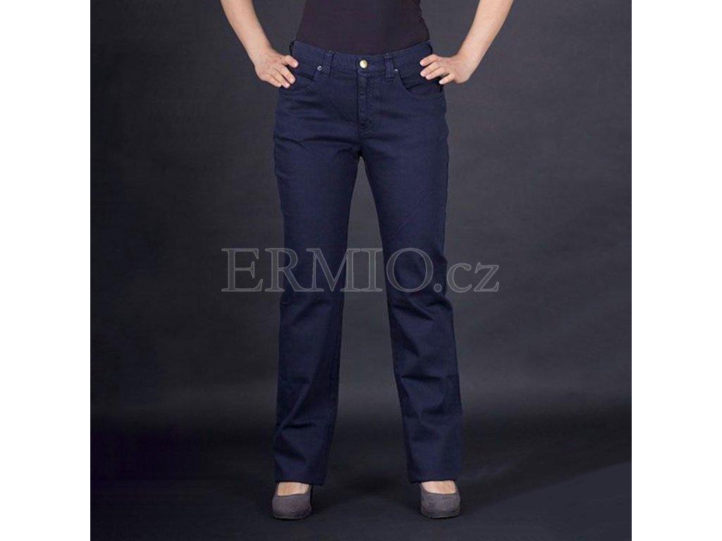 Dámské jeansy Armani modré