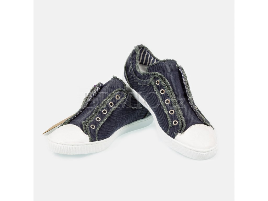 """Pánské boty """"slipony"""" Dolce&Gabbana"""