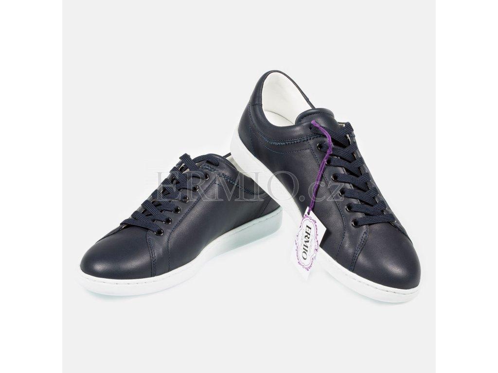 Kožené tenisky Dolce&Gabbana sneakers